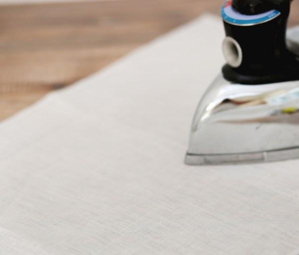 Ironing Linen
