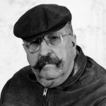 Photograph of Gene Wolfe