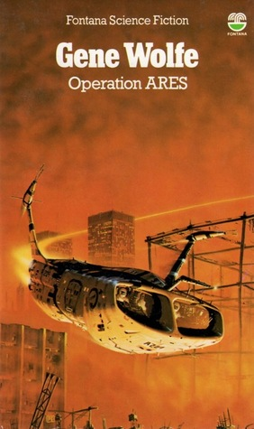 "Cover of Fontana paperback edition of ""Operation ARES"""