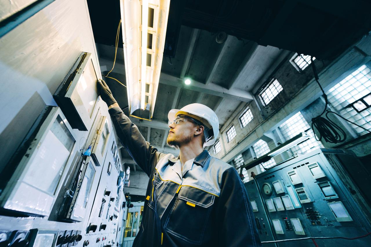 Monitoreo de la eficiencia energética en plantas industriales