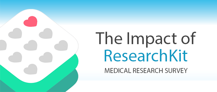 The Impact of ResearchKit Medical Research Survey
