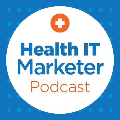 Health IT Marketer Podcast logo