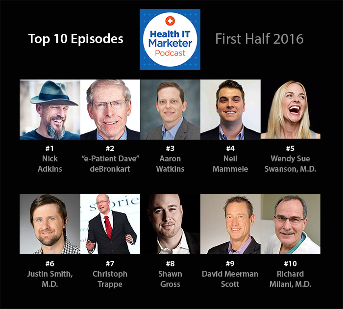 Health-IT-Marketer-Podcast-Top-10