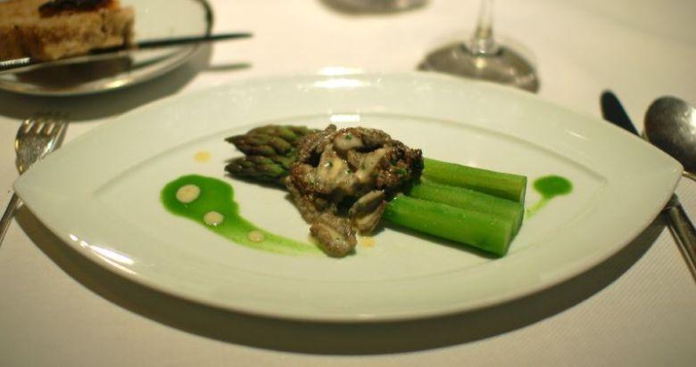 Green Asparagus (Spring Tasting)