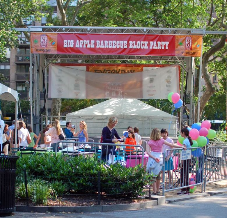 2008 Big Apple Barbecue Block Party