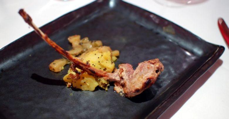 Tandoor Lamb Chop