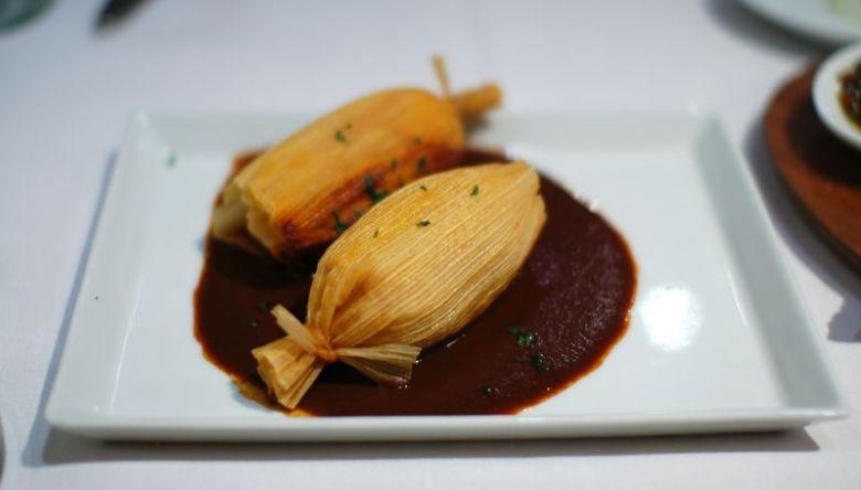 Quail Tamales