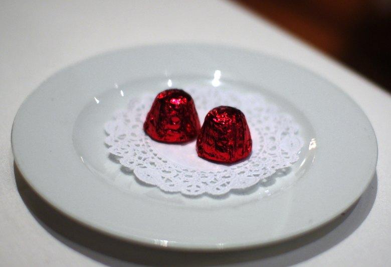 Mignardise: Cioccolato