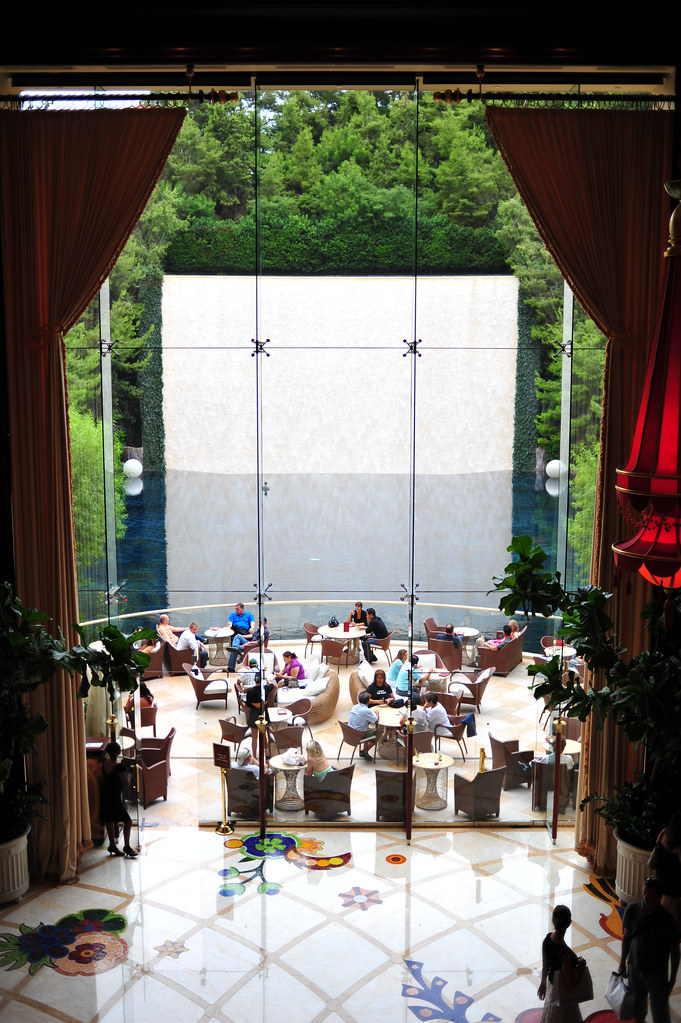 Parasol Terrace, The Wynn, Las Vegas, Nevada (2009)