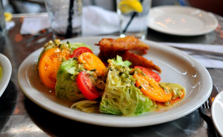 Spicy Wedge Salad