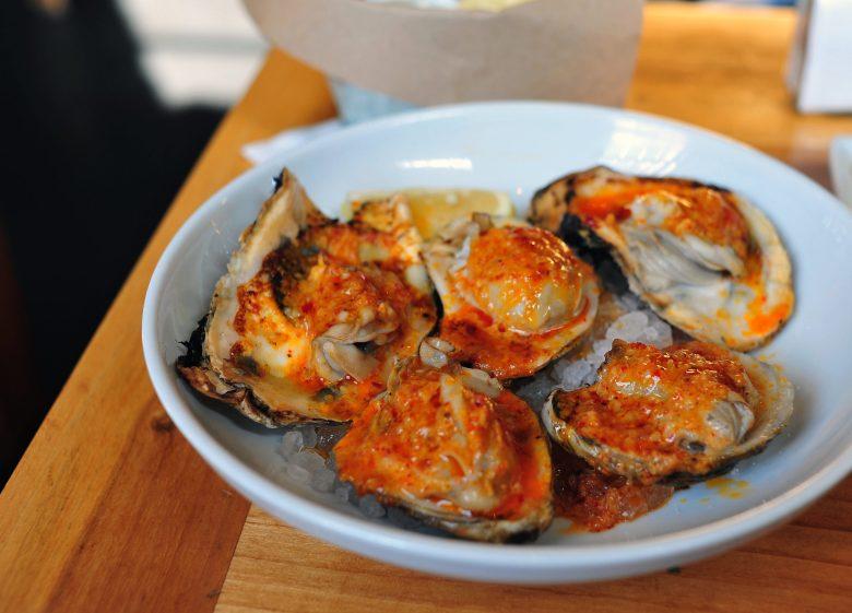 Wood-Fire Oyster Roast