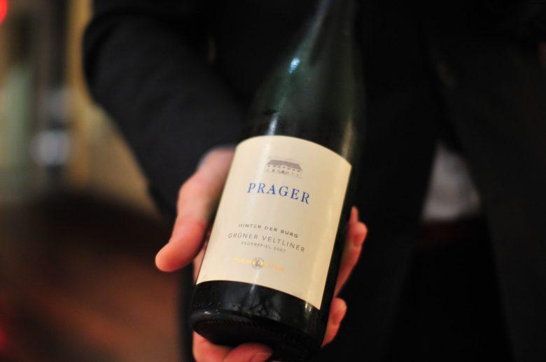 Prager, Gruner Veltiner, 2007