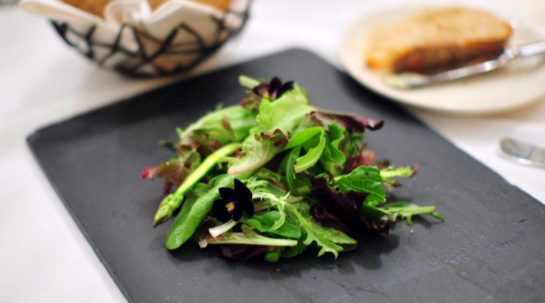2nd Course: Asparagus
