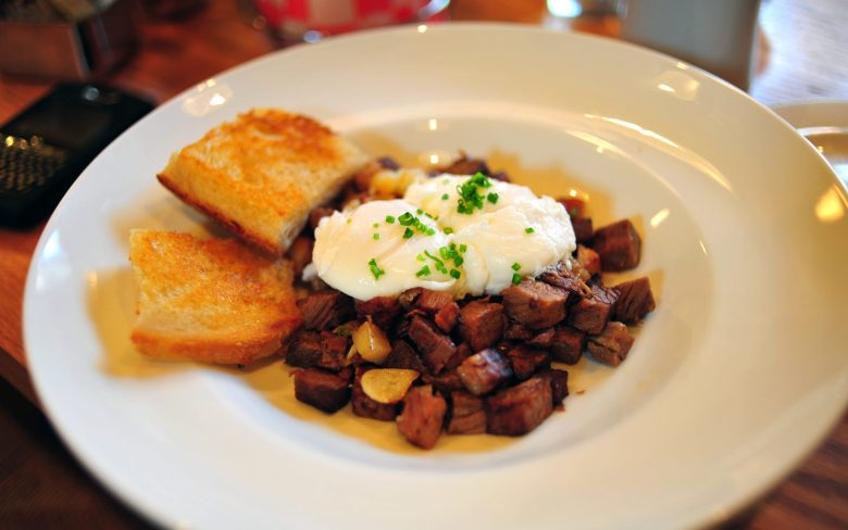 House-made Corned Beef and Potato Hash