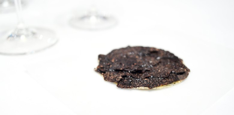 20th Course: Truffle Cookie