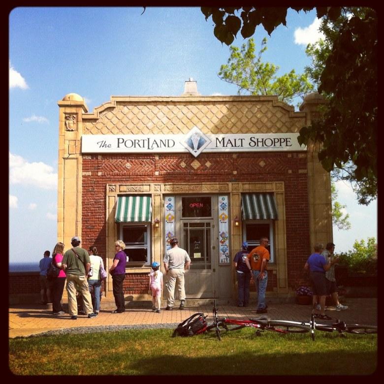 The Portland Malt Shoppe