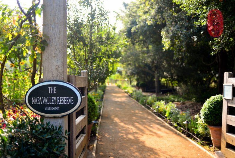 Napa Valley Reserve Garden