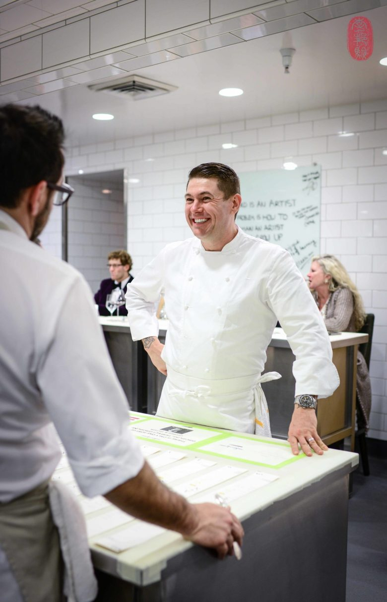 The French Laundry Chef de Cuisine