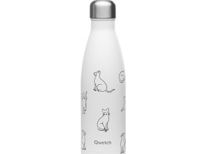 Bouteille isotherme 50 cl Chats – Qwetch