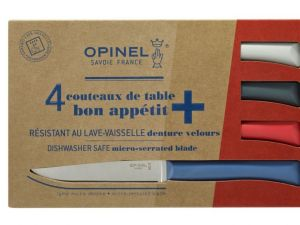 Couteaux de table «Bon appetit +» Primo – Opinel made in France