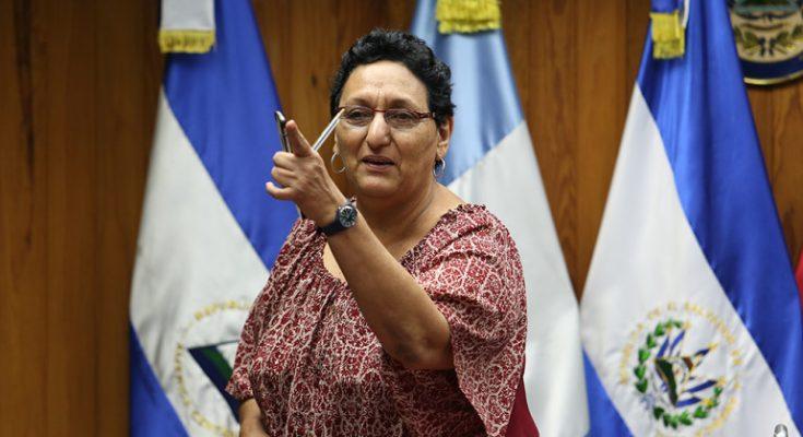 Lorena Peña exige detener campaña mediática en su contra