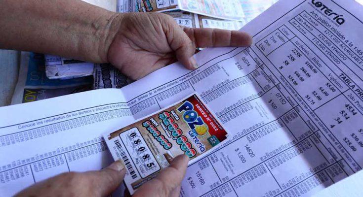 Fiscalía pide anular concesión de Lotería Nacional