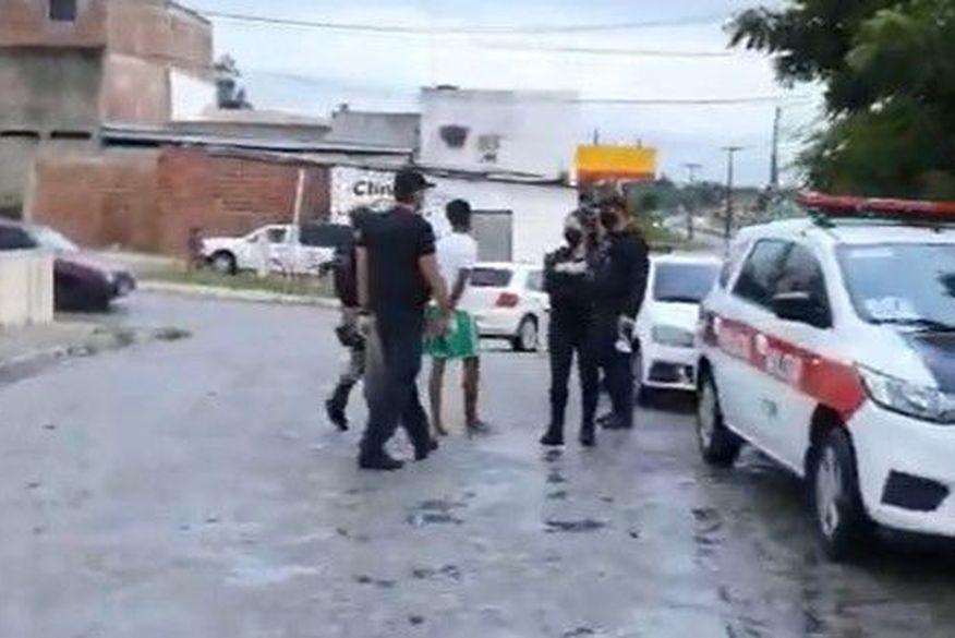 Nove suspeitos de integrar grupo que praticava assaltos e homicídios são presos em Mamanguape