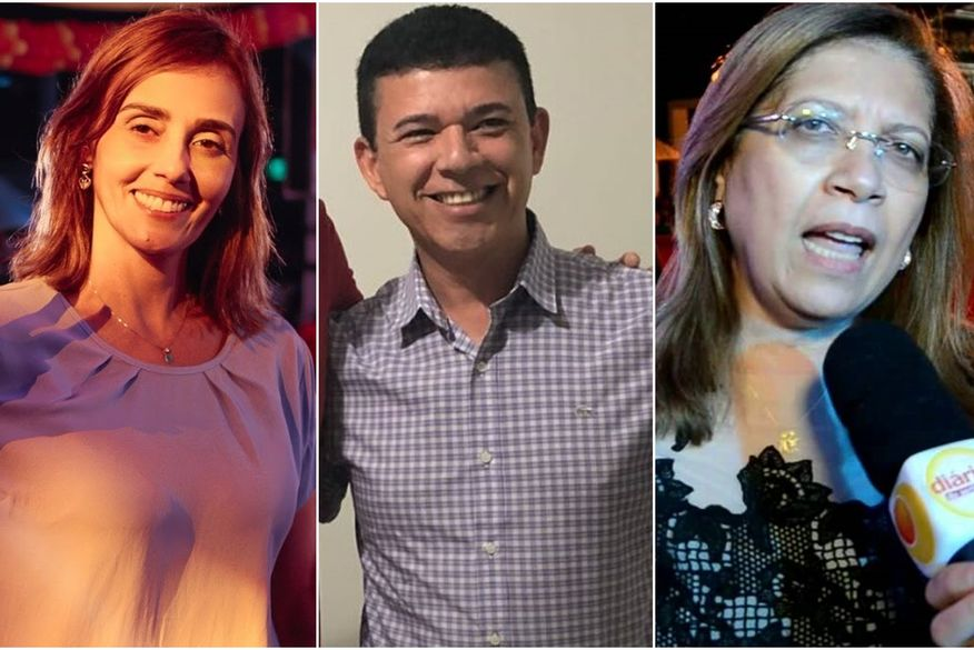 Ana Cláudia Vital do Rêgo, Denise Albuquerque e outros auxiliares do Governo do Estado deixam cargos para concorrer às eleições