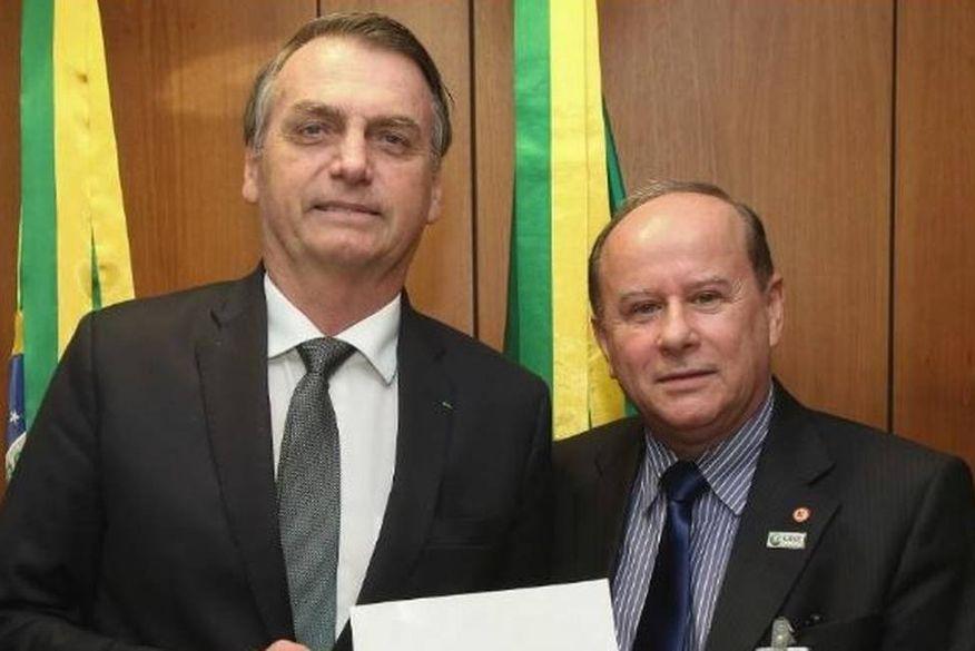 Paraibano Benedito Aguiar, atual presidente da Capes, é cotado para o Ministério da Educação