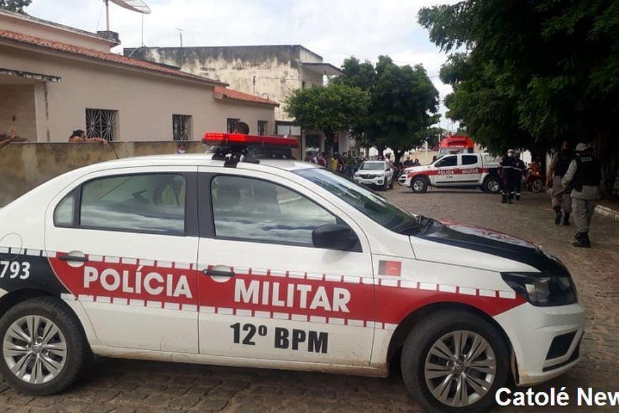 Homem é morto a tiros em Catolé do Rocha neste sábado