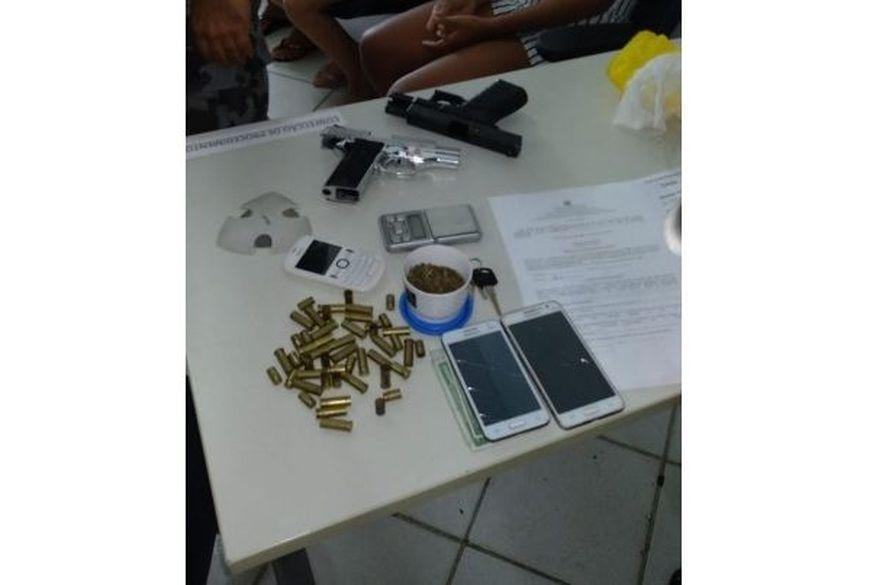 Operação da Polícia Federal na Paraíba prende em Pernambuco suspeito de assaltar agência dos Correios em Brejo do Cruz