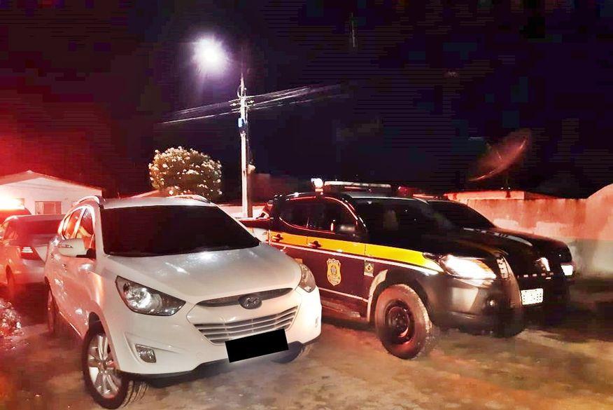Suspeito de praticar furtos a objetos deixados dentro de veículos usando bloqueador de trava é preso na Paraíba