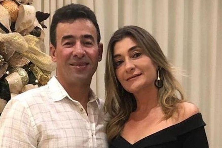 Empresária Taciana Ribeiro Coutinho, suspeita de matar o marido, tem prisão preventiva revogada