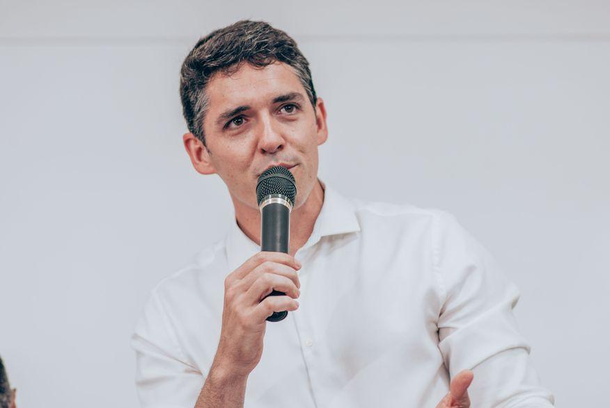 Tovar deixa Secretaria de Planejamento de Campina Grande para disputar eleições