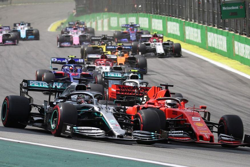 Fórmula 1 corta GP Brasil do calendário 2020 devido ao surto de covid-19 no país