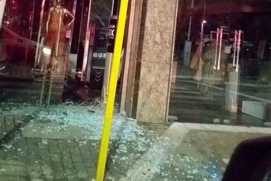 Polícia prende suspeito de arrombar a mesma loja de roupas por duas vezes no Parque da Lagoa