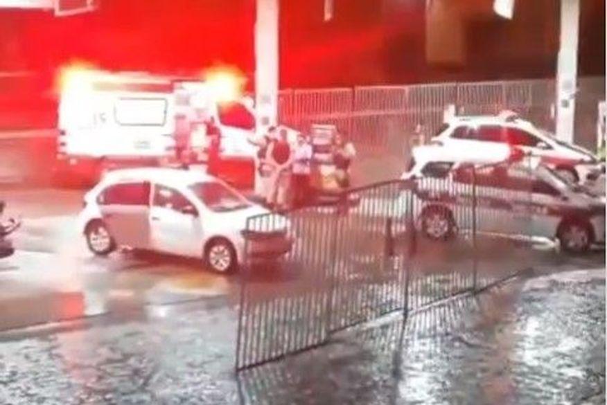 Filho morre e pai fica ferido durante ataque a tiros em João Pessoa