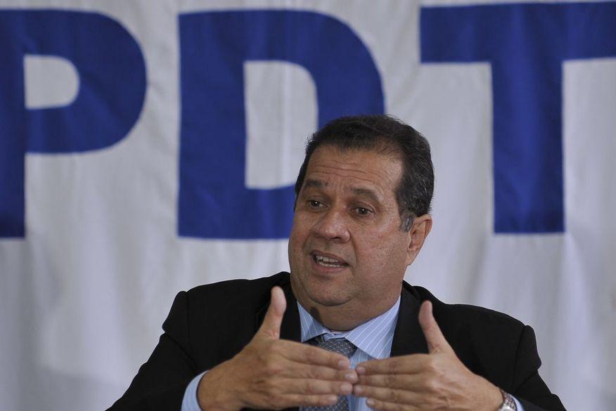 Carlos Lupi diz que PDT terá candidaturas próprias em João Pessoa e Campina Grande e maior número de candidatos da história do partido na Paraíba