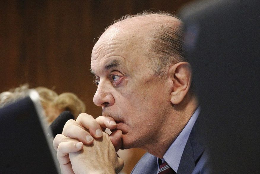 Serra chama operação da PF de 'espetacularização' e diz que nunca foi ouvido sobre o caso