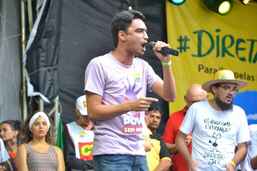 Partido Unidade Popular anuncia jornalista Rafael Freire como pré-candidato à Prefeitura de João Pessoa