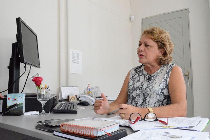 Socorro Gadelha diz que segue aguardando decisão final de Luciano Cartaxo sobre apoio a candidatura à prefeitura da Capital