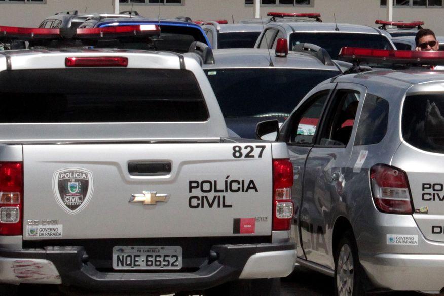 Polícia Civil prende suspeito de assalto a bancos em João Pessoa
