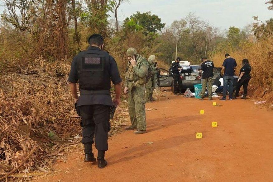 Seis homens são mortos em confronto com o BOPE em Cuiabá, no Mato Grosso