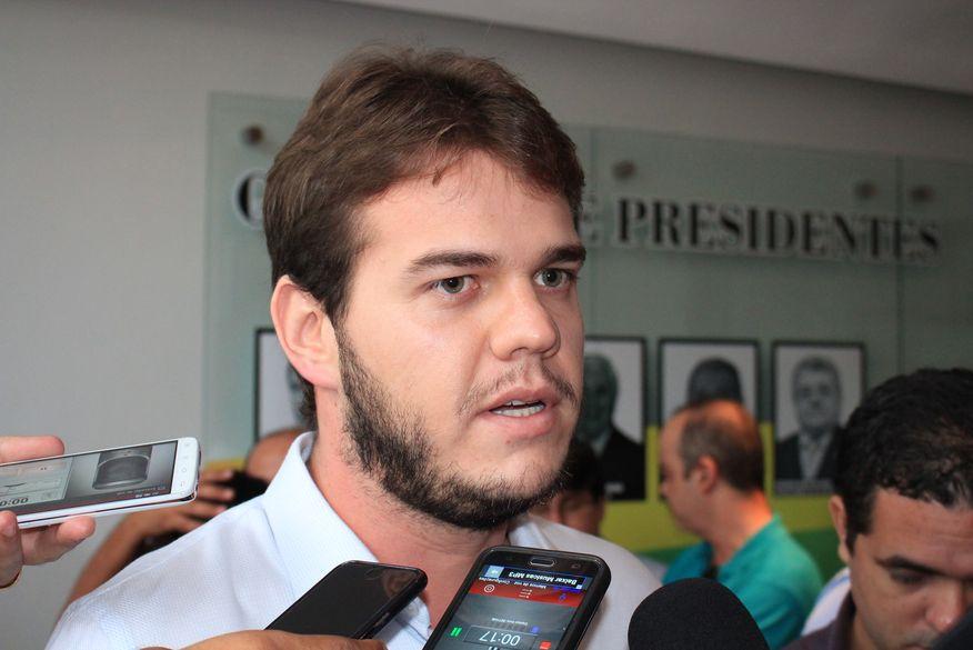 Bruno Cunha Lima diz que PP larga na frente em corrida para indicação de vice-prefeito em Campina Grande
