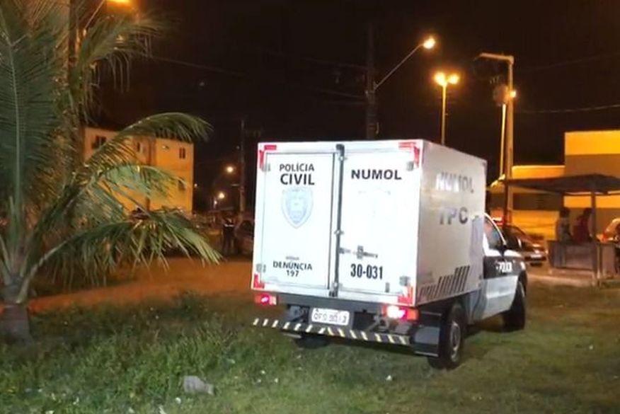 Homem é assassinado com tiros de espingarda em Santa Rita