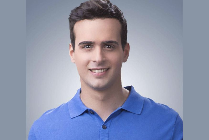 Lucas Ribeiro é definido como vice de Bruno Cunha Lima em Campina Grande