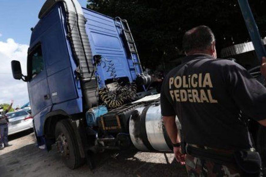 Polícia Federal cumpre dois mandados na Paraíba durante operação que investiga Tráfico Internacional de Drogas e Lavagem de Dinheiro