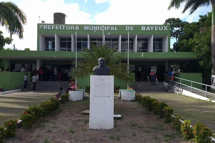 Eleições indiretas para Prefeitura de Bayeux devem acontecer nesta segunda-feira