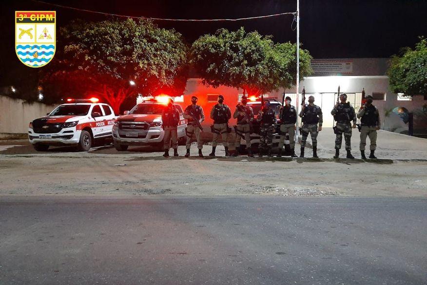 Suspeito de assaltar farmácia é preso em São Domingos de Cariri