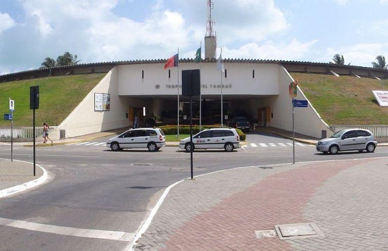Grupo Arnaldo Gaspar comprou Hotel Tambaú por R$ 40,6 milhões em leilão nesta quinta-feira após desistir do lance dado em 2020